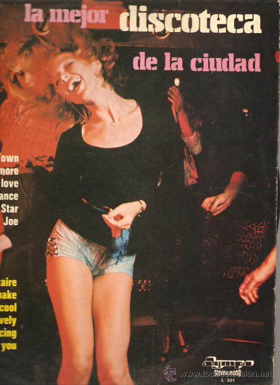 LP PHIL CONWAY AND THE FREE GROUP: LA MEJOR DISCOTECA DE LA CIUDAD (Música - Discos - LP Vinilo - Disco y Dance)