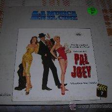 Discos de vinilo: HISTORIA DE LA MÚSICA EN EL CINE Nº 7 PAL JOEY . Lote 28083764