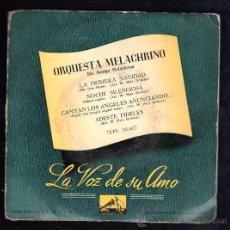 Discos de vinilo: SINGLE DE ORQUESTA MELACHRINO. Lote 28088994