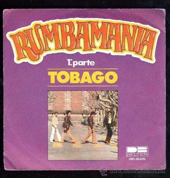 Discos de vinilo: SINGLE DE RUMBAMANIA. TOBAGO - Foto 2 - 28088956