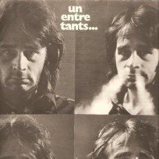 Discos de vinilo: LP OVIDI MONTLLOR : UN ENTRE TANTS.... Lote 28104265