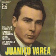 Discos de vinilo: JUANITO VAREA - EP, 1971. Lote 28119767