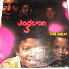 Discos de vinilo: JACKSON 5 - THIRD ALBUM / 1970 EMI RECORDS /EDICIÓN BRITÁNICA. Lote 28120167