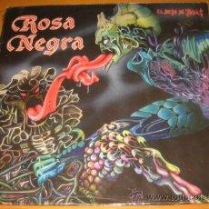 Discos de vinilo: ROSA NEGRA - EL BESO DE JUDAS - LP - EPIC 1986 SPAIN EPC 26894 -. Lote 28131462
