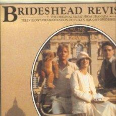Discos de vinilo: LP BRIDESHEAD REVISITED (JEREMY IRONS) - MUSICA DE GEOFFREY BURGON. Lote 28135435