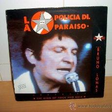 Discos de vinilo: BRUNO LOMAS SP MAXI ROGARE IMPACT RECORDS 1990. Lote 107363498