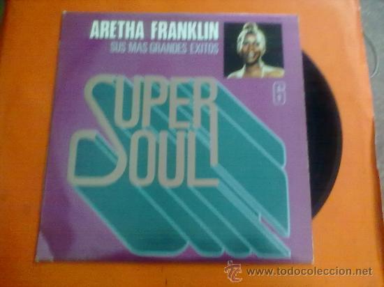 ARETHA FRANKLIN (Música - Discos - LP Vinilo - Funk, Soul y Black Music)