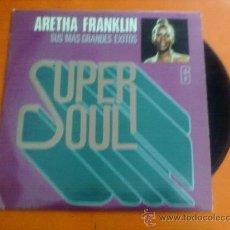 Discos de vinilo: ARETHA FRANKLIN. Lote 28162891