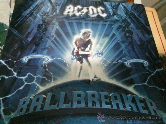 AC DC ACDC BALLBREAKER HEAVY LP ROCK (Música - Discos - LP Vinilo - Rock & Roll)