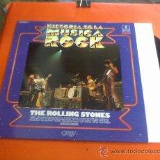 Discos de vinilo: HISTORIA DE LA MUSICA ROCK ORBIS .1981.47 PRIMEROS LP`S DE LA COLECCION...THE BEATLES, ELVIS,, ETC.. Lote 40962251