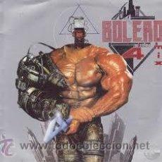 Discos de vinilo: BOLERO MIX 4 - RAUL ORELLANA - 12