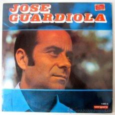 Discos de vinilo: JOSE GUARDIOLA - JOSE GUARDIOLA - LP SPAIN 1969 – VERGARA 7.O20-Z. Lote 28183676