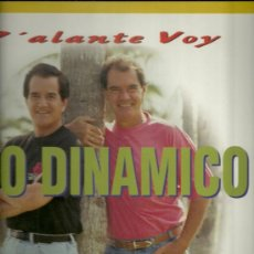 Discos de vinilo: DUO DINAMICO MAXI-SINGLE SELLO EPIC AÑO 1997 (PROMOCIONAL). Lote 28194535