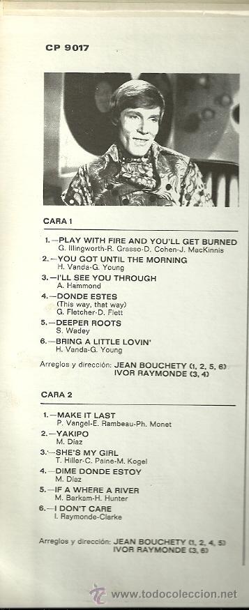 Discos de vinilo: LOS BRAVOS LP SELLO ALHAMBRA EDITADO EN USA. DEL FILM DAME UN POCO DE AMOR (REDICCIÓN) - Foto 2 - 28194585