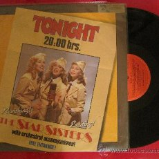 Discos de vinilo: STARS ON 45 - THE STAR SISTERS MEDLEY ( MAXISINGLE ). Lote 28202775