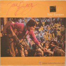 Discos de vinilo: JOAN BAEZ TOUR EUROPEA LP PORTRAIL 1982. Lote 28203314