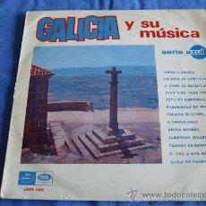 Discos de vinilo: OS CARBALLEDOS, GAITEROS DE GALICIA. Lote 28231544