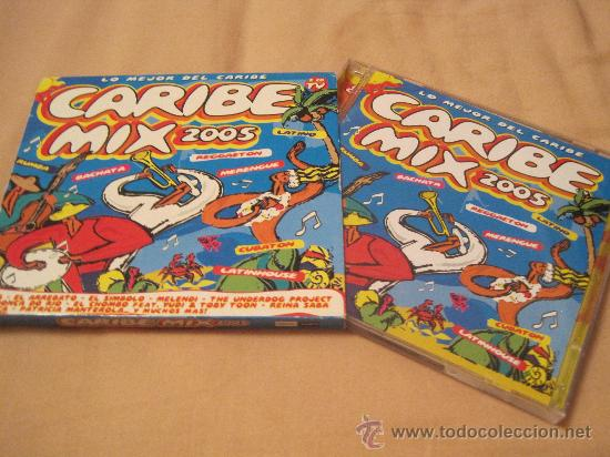 Caribe mix 2005 - include songs from spanish pr - Vendido en Venta ...