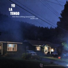 Discos de vinilo: 2LP YO LA TENGO AND THEN NOTHING TURNED ITSELF INSIDE OUT VINILO. Lote 56321140