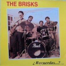 Discos de vinilo: THE BRISKS, RECUERDAS..., EDICION DE 1994 DE ESPAÑA. Lote 28301561
