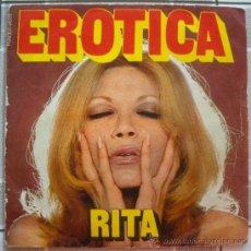Discos de vinilo: RITA EROTICA / SEXOLOGIE PSYCH GROOVE PRINCESS MONSTER HAMMOND MOD FUNK 7' 45 PS. Lote 93385969