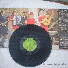 Discos de vinilo: GABY,FOFO Y MILIKI CON FOFITO_HABIA UNA VEZ UN CIRCO_LP EDICION ESPAÑOLA 1973. Lote 28251700