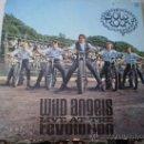 Discos de vinilo: LP. WILD ANGELS. LIVE AT THE REVOLUTION. EDICION ESPAÑOLA DE 1970. MUY RARO. Lote 28269031