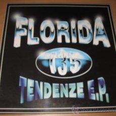 Discos de vinilo: FLORIDA 135 TENDENZE EP - GARRUCHO & LORES 12 AÑO 1996. Lote 28284062