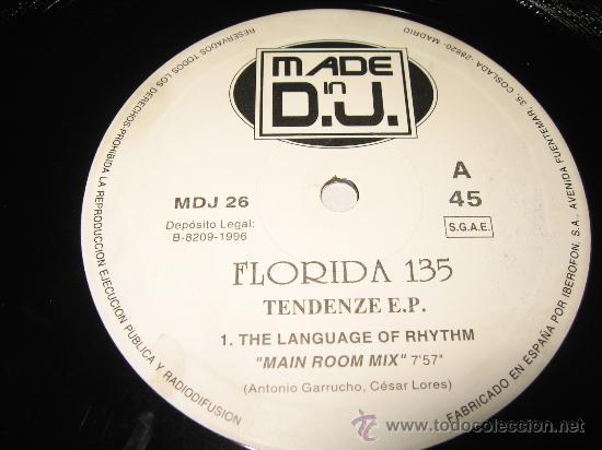 Discos de vinilo: FLORIDA 135 TENDENZE EP - GARRUCHO & LORES 12 año 1996 - Foto 4 - 28284062