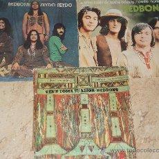 Discos de vinil: REDBONE-LOTE DE TRES SINGLES-. Lote 28279670