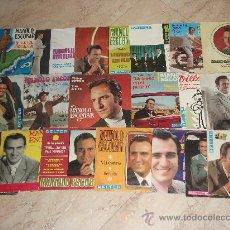 Discos de vinilo: MANOLO ESCOBAR-LOTE 19 DISCOS PEQUEÑOS- 13 SINGLES Y 6 EP. Lote 28282548