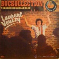 Discos de vinilo: MAXI SINGLE ARGENTINO DE LAURENT VOULZY AÑO 1977. Lote 28284755