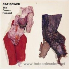 Discos de vinilo: LP CAT POWER THE COVERS RECORD VINILO + MP3. Lote 28287286