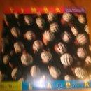Discos de vinilo: LP TIMBALADA CADA CABEÇA É UM MUNDO RARÍSIMO 1º LP AFRO SAMBA REGGAE BAHIA DISCO VG+ PORTADA VG++. Lote 28292760