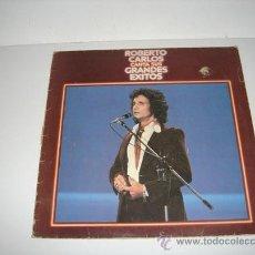 Disques de vinyle: LP VINILO ROBERTO CARLOS GRANDES EXITOS.. Lote 28337446