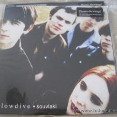 Discos de vinilo: SLOWDIVE - SOUVLAKI (1993) - LP REEDICIÓN MUSIC ON VINYL 2011 NUEVO. Lote 28295881
