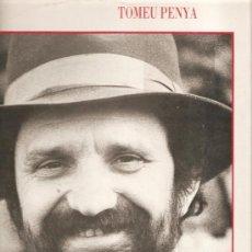 Discos de vinilo: LP TOMEU PENYA - COVERBOS. Lote 28299856