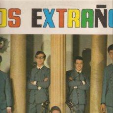 Discos de vinilo: LP LOS EXTRAÑOS . Lote 28300747