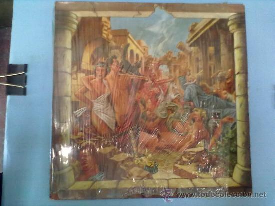 SODOM MORTAL WAY OF LIVE. VINILO. DOBLE LP. IMPOSIBLE DE ENCONTRAR. (Música - Discos - LP Vinilo - Heavy - Metal)