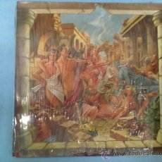 Discos de vinilo: SODOM MORTAL WAY OF LIVE. VINILO. DOBLE LP. IMPOSIBLE DE ENCONTRAR.. Lote 28305415
