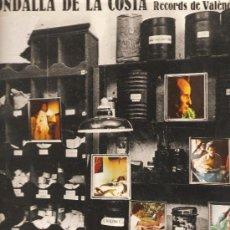 Discos de vinilo: LP LA RONDALLA DE LA COSTA - RECORDS DE VALENCIA. Lote 44118959