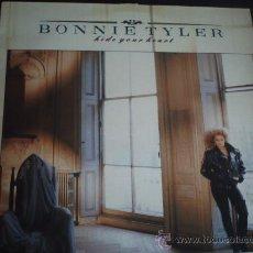 Discos de vinilo: BONNIE TYLER HIDE YOUR HEART. Lote 28314847