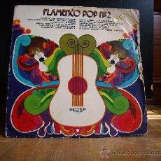 Discos de vinilo: VVAA - LP - FLAMENCO POP Nº2 (BELTER 1971). Lote 28321410