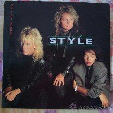 Discos de vinilo: STYLE DAYLIGHT ROBBERY. Lote 28198423