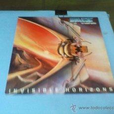 Discos de vinilo: RAGE...INVISIBLE HORIZONS.......AÑO....1989........LP....... Lote 28326799