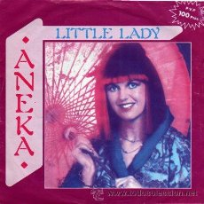 Discos de vinilo: ANEKA - LITTLE DAY / CHASING DREAMS (SINGLE 45 RPM). Lote 28327708
