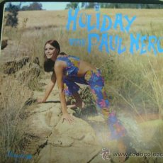 Discos de vinilo - holliday with paul nero. pergola 1968. 1968 - 28332332