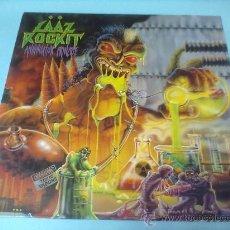 Discos de vinilo: LP. LAAZ ROCKIT ( ANNIHILATION PRINCIPLE)1989. Lote 28340233