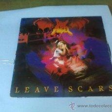 Discos de vinilo: DARK ANGEL- LEAVES SCARS . VINYL-LP. RECORD.1988. RARO. Lote 28342474