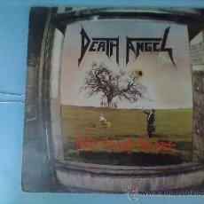 Discos de vinilo: LP DEATH ANGEL FROLIC THROUGH THE PARK-AÑO 1988 ( RARO). Lote 28343492